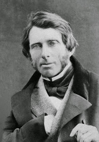 John Ruskin - art critic & thinker
